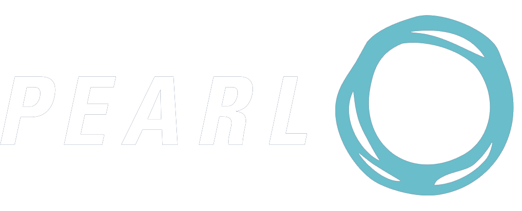 Pearl Logo Blue