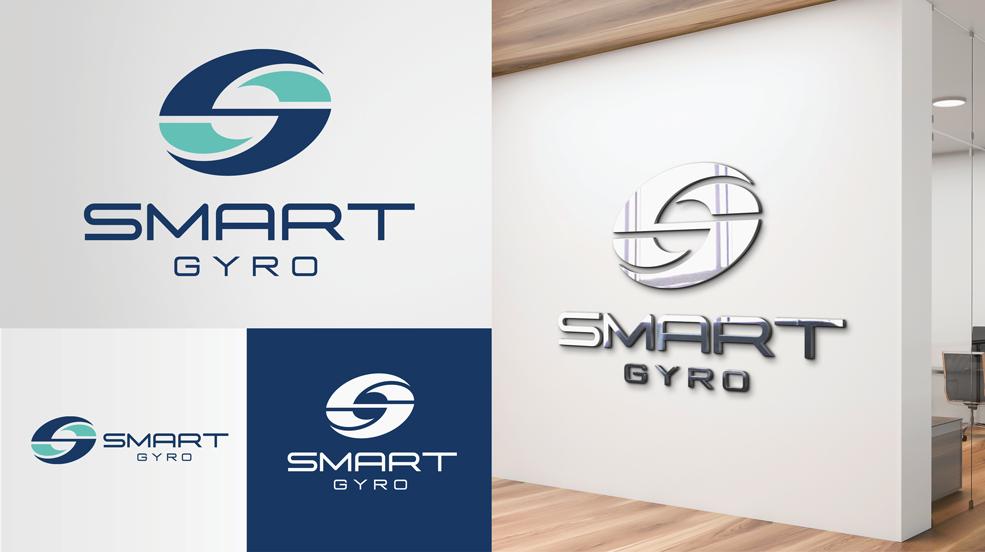 Smartgyro Brand Development Logo